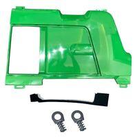 RH Side Panel W/Foam & Clip Kit LVU10564 LVU10459 Fits John Deere 4200 4300 4400
