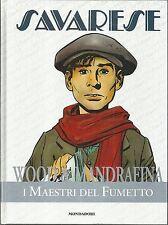 I maestri del fumetto Mondadori n. 9 SAVARESE