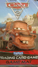 CARS 2 TRADING CARD GAME X132 IN A BINDER