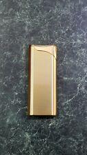Satin gold Sarome lighter JB31-01