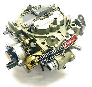 Edelbrock Quadrajet 1905 Remanufactured Carburetor 795 CFM