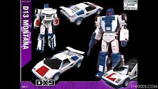 Transformers DX9 D13 Montana G1 Menasor Breakdown Action figure New instock