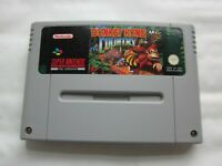 DONKEY KONG COUNTRY SUPER NINTENDO / SNES GAME