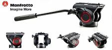Manfrotto MVH500AH Lightweight Pro Fluid Video Head Flat Base for Camera