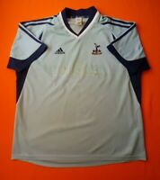 3/5 Tottenham Hotspur jersey large 2001 2002 away shirt soccer Adidas ig93