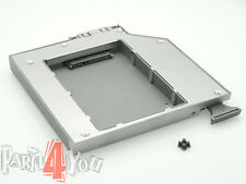 D/Bay Media Bay HD hard disk caddy 2nd HDD SATA DELL Latitude D810 D820 D830