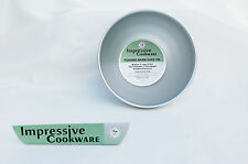 Pudding Steamer Basin Cake Pan Tin  2.2  Litre (9 Cup) Impressive Cookware