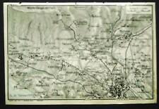 Antica=Topografica=VARESE_DINTORNI=Scala1:65000 1907..