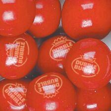 Dubble Bubble HOT CINNAMON Gumballs 5 lbs Approximately 55 Gum Balls Per Pound