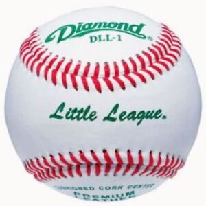 Diamond DLL-1 Baseballs