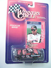 Winner's Circle 1:64 scale NASCAR-1998 Dale Earnhardt Monte Carlo, Goodwrench+