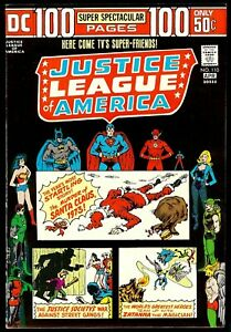 Justice League of America #110...VF/NM 9.0...100 Page Super Spectacular