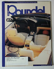 ROUNDEL BMW MAGAZINE 1997 JULY CONVERTIBLE M5 M6 M3 E92 E90 E46 E30 E36 F13 E24
