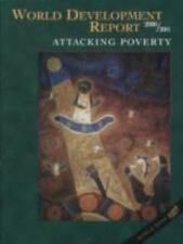 World Development Report: World Development Report 2000-2001 : Attacking Poverty