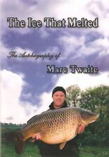 TWAITE MARC LITTLE EGRET FISHING BOOK THE ICE THAT MELTED AUTOBIOGRAPHY hardback