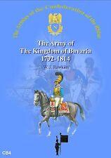 THE ARMY OF BAVARIA 1792-1814 W J Rawkins  New e-book edn 2014