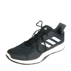 ADIDAS FITBOUNCE Sneakers Size 44 2/3 UK 10 US 11.5 Coated Textured Two Tone