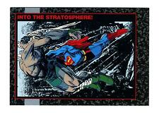 Skybox 1992 Doomsday The Death of Superman Base Card #59  Into the Stratosphere!