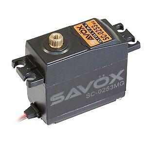 Savox SC0253MG Standard Digital Metal Geared Servo SAV-SC0253MG
