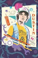 STRANGER THINGS 3 - DUSTIN POP ART POSTER - 22x34 - TV 17262