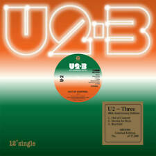 """U2 """"THREE""""  ep 12"""" 40th anniversary limited numbered edition RSD sealed"""