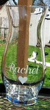 Personalized Sand Ceremony Vase Add a vase to include children or parents Unity