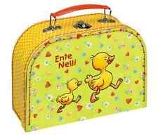 CANARD Nelli Malette de jeux Valise Valise pour enfants SPIEGELBURG 10914 NEUF