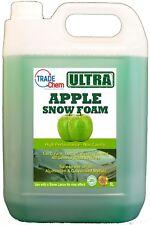 Schnee Schaum Auto-Shampoo 5L Konzentriert 100:1 Apple