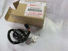 New Main Ignition Key Switch RE5 GT750 T350 T500 GT185 T250 Suzuki nos