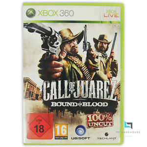 Call of Juarez: Bound in Blood - Xbox 360 Shooter Action Western Uncut OVP