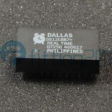 1PCS NEW DALLAS DS12C887 DIP-24 Clock Circuit Clock Timing - Real Time Clock