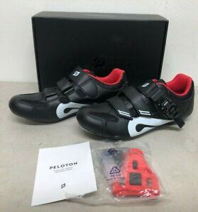 Peloton PL-SH-B Cycling Shoes w/ Cleats SIZES 39 & 46 (BRAND NEW)