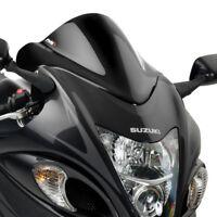 SUZUKI GSXR 1300 HAYABUSA 2008 > BULLE PUIG DOUBLE COURBURE NOIR RACING