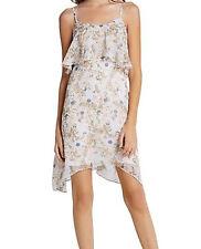 BCBGeneration New Printed Chiffon Mini Dress Size S MSRP $138  #CN 1393/S