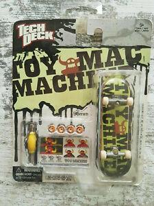 Tech Deck - Skateboard Tavola per Dita - Toy Mac Macchina - Superiore 2009 -