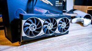 Foto AMD Radeon Rx 6800xt. Foto. Leggere La Descrizione