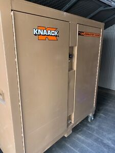 knaack model 139 jobmaster box