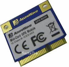 AzureWave GPS-M25H GPS Module PCIe Half Mini Card