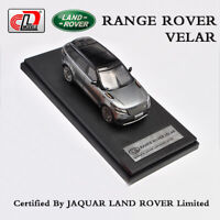 LCD Model 1:64 Diecast Car Model LAND ROVER RANGE ROVER VELAR SUV Brand New