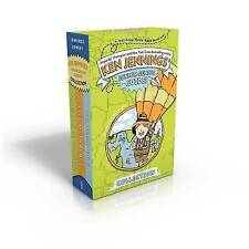 Ken Jennings' Junior Genius Guides Collection: Maps and Geography; Greek Mytholo