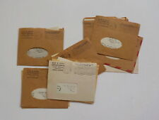 11 WWII V-Mail Letters 14th Marines 4th Division Westminster Maryland USMC WW2
