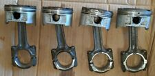 Honda Aquatrax F-12 F12 F12 ARX1200N3 non-turbo piston pistons connecting rods 4