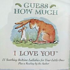 GUESS HOW MUCH I LOVE YOU NEW CD,12 BEDTIME  Classical Songs ,for Little One