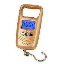 Digital Backlight Hanging Fishing Luggage Electronic Weight Scale 50kg/10g L1y