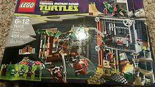 LEGO 79103 TEENAGE MUTANT NINJA TURTLES TURTLE LAIR ATTACK NEW IN BOX