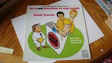 Sex is Not Hazardous to Your Health LP BH 1133 Jackie Vernon NM Vinyl