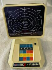 Bandai AIR TRAFFIC CONTROLLER vintage handheld electronic game Rare tabletop