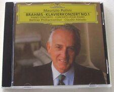 NEW Brahms Piano Concerto NO. 1 Pollini / Abbado   BMG Direct CD