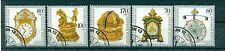 Allemagne -Germany 1992 - Michel n. 1631/35 - Vieilles montres précieuses