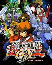 Yu-Gi-Oh! GX (Season 1 2 3) ~ 8-DVD SET ~ English Dub Version ~ Yugioh Anime